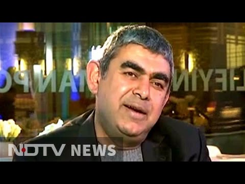 Automation can be Aan opportunity for IT industry: Vishal Sikka