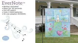 Evernote™ Garden Flag - 14EN3420 Thumbnail