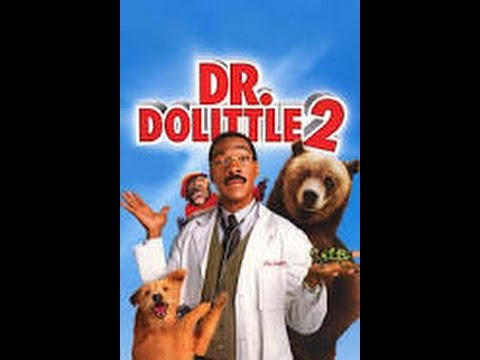 Dr Dolittle 2 2001 with Eddie Murphy, Kristen Wilson, Cedric the Entertainer Movie