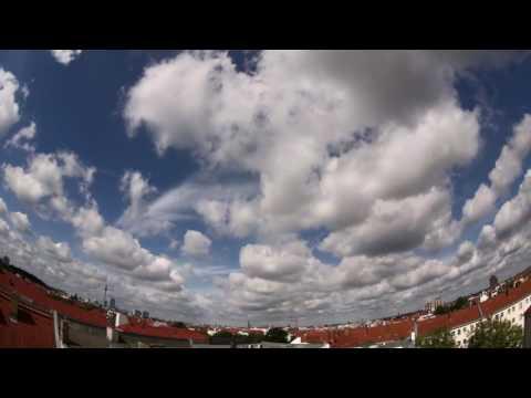 Miniwolkentimelapse