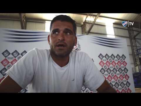 Entrevista a Gonzalo Fernández, nuevo DT del basquetbol tricolor