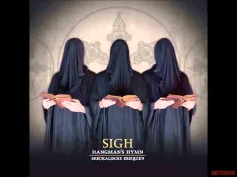 Sigh - Inked In Blood