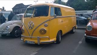 Cruising Madness May Hannover 2018 und Marvin Hörner von LB Garage getroffen | Bulli Garage Vlotho