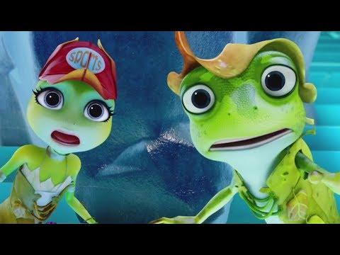 Кадры из фильма Принцесса лягушка: Тайна волшебной комнаты