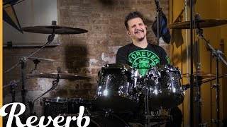 Charlie Benante of Anthrax on Developing Thrash Drum Style | Reverb Interview