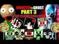 Monster School : FNAF, MOMO, SLENDRINA, SADAKO, GRANDPA & GRANNY (Part 3) - Minecraft Animation