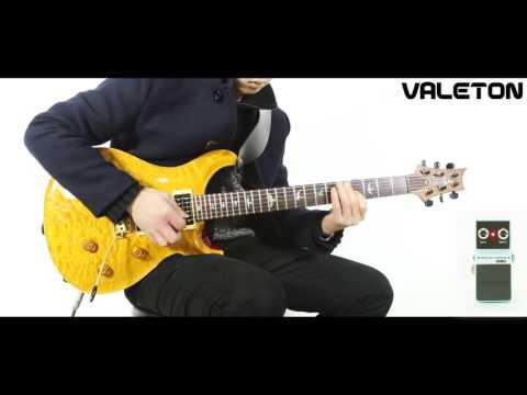 CH-10 Analog Chorus Demo [ Valeton - Loft Series Pedal ]