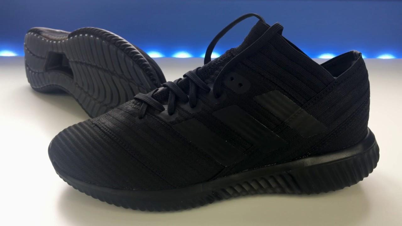 Adidas Nemeziz Tango 17.1 TR (BLACKOUT) - Unboxing 2f4f24050