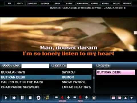 Software Karaoke Dzone  PRO berikut cara pemakaian. www.dzonedigitalkaraoke.com