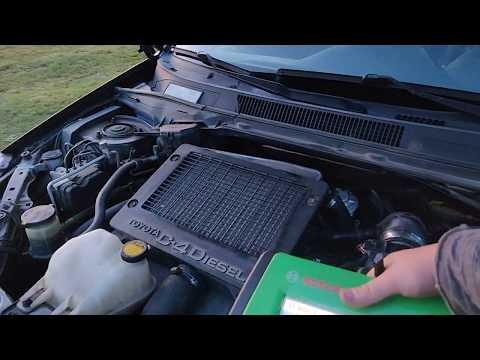 Toyota Rav4 2.0D 85kw turbo boost problem, overboost fault code P1251