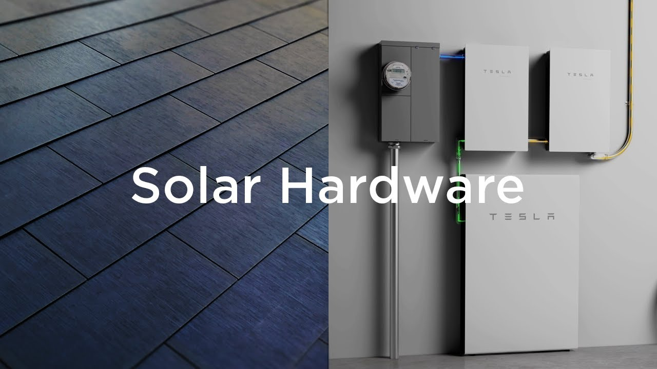 At Home: Solar Hardware