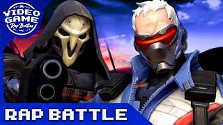 Reaper vs. Soldier 76 - Video Game Rap Battle