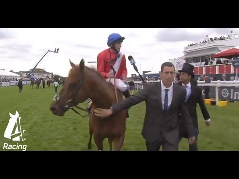 """""""I don't know how that unfolded!"""" Ryan Moore wins Dash 