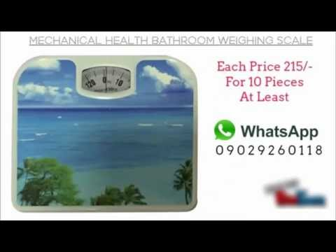 Mechanical Health Bathroom Weighing Scale Landscape Design