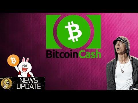 Bitcoin Cash Test, Ethereum Update, & Eminem BTC - Bitcoin & Cryptocurrency News