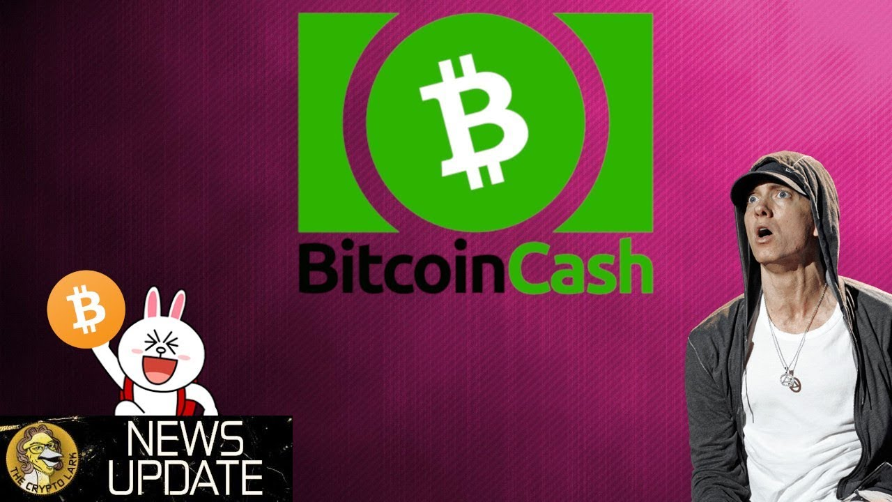 Bitcoin Cash Test, Ethereum Update, & Eminem BTC – Bitcoin & Cryptocurrency News
