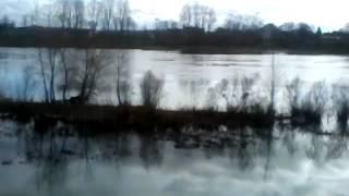 les bord de la Loire a Nevers