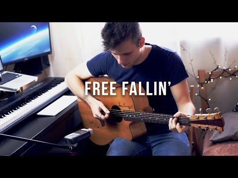 (John Mayer/Tom Petty) Free Fallin' - Piotr Szumlas - Fingerstyle Guitar Cover