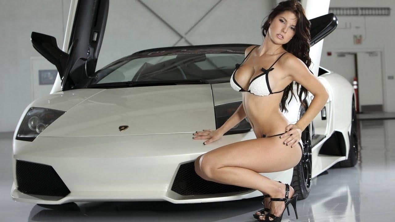 Авто девушки секс видео