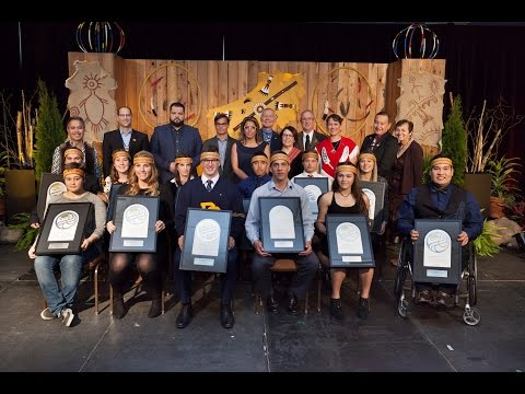 2016 Premier's Awards for Aboriginal Youth Excellence in Sport - Commemorative Video
