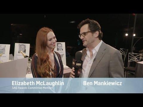 SAG Awards: TCM  with Elizabeth McLaughlin