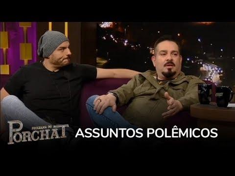 Mendigo e Bola revelam se o Pânico poderia continuar na TV