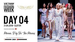 PHOENIX_V BY VU THU PHUONG | VIETNAM INTERNATIONAL FASHION WEEK SPRING SUMMER 2018