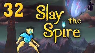 殺戮尖塔 (Slay the Spire) 遊玩影片 | 進階模式 Lv.1 | Ep.32 [沖脫泡蓋送]