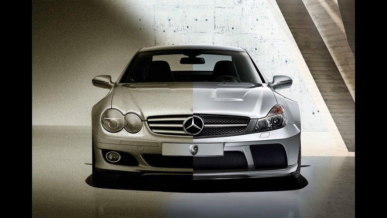 Mercedes Benz R230 Remove Fender Diy Youtube