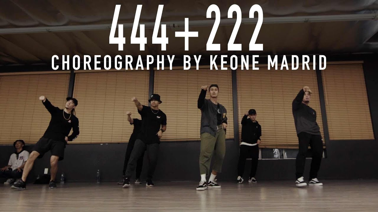 "Lil Uzi Vert ""444+222"" Choreography by Keone Madrid"