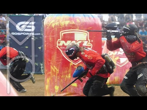 World Cup Paintball Fever