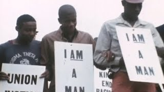 """Starvation Wages are a """"Crime"""": Lessons from MLK & 1968 Memphis Sanitation Strike, 50 Years Later"""