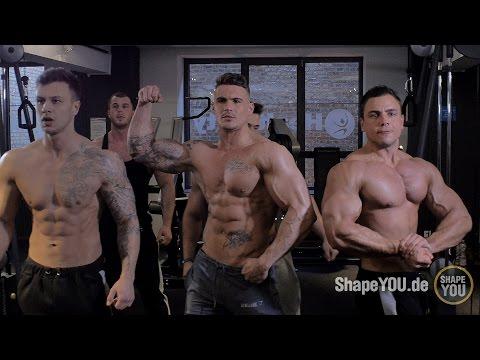 Bodybuilding Motivation 2016 NEW – TEAM ShapeYOU