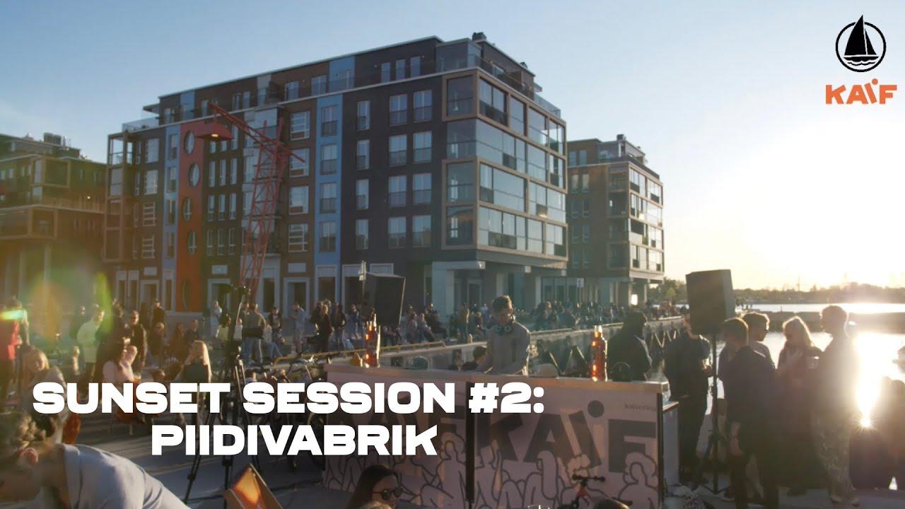 Sunset Session #2: Piidivabrik - YouTube