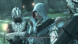 Assassin's Creed 2 - Ezio kills Jacopo de' Pazzi [HD]