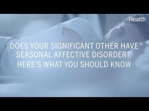 Does Your Significant Other Have Seasonal Affective Disorder? Here's What You Should Know | Health