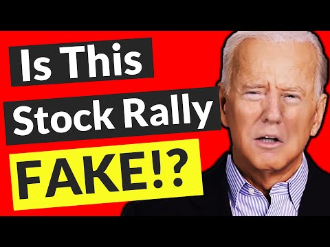 🛑 Stock Market Crash After Election? 🛑 Is this stock market rally fake? Will the market still crash?