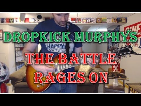Dropkick Murphys - The Battle Rages On (Guitar Tab + Cover) mp3