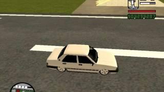 GTA San Andreas Tofaş Doğan Drift