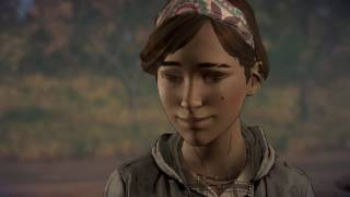 Telltales The Walking Dead - Mariana Death And Episode 1 Ending