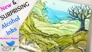 88] ALCOHOL INK : A remarkable NEW Line of INKS & Solutions - KIELTY INK