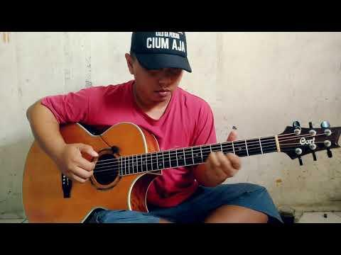 Sebujur Bangkai - Rhoma Irama (COVER gitar)