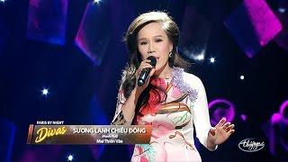 Mai Thiên Vân - Sương Lạnh Chiều Đông (Mạnh Phát) PBN Divas Live Concert