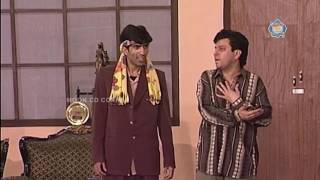 Best Of Tariq Teddy, Tahir Noushad and Sajan Abbas New Pakistani Stage Drama Full Comedy Clip