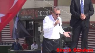 Cumhurbaşkanı Recep Tayyip Erdoğan'ın Sincik Konuşması