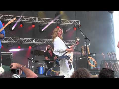 Grace Potter and the Nocturnals:  Never Go Back