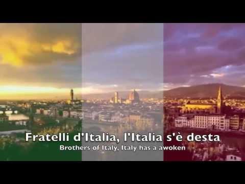 National Anthem: Italy - Il Canto degli Italiani
