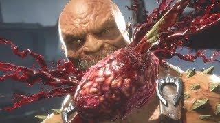 Mortal Kombat 11 - All Fatalities So Far (1080p 60FPS)