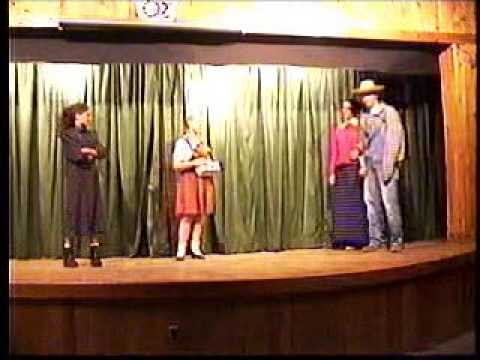 The Wizard of Oz - Camp Tamakwa - August 1998