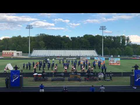 Parkwood High School Marching Band - 9/16/17